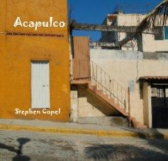 Acapulco - Travel photo book