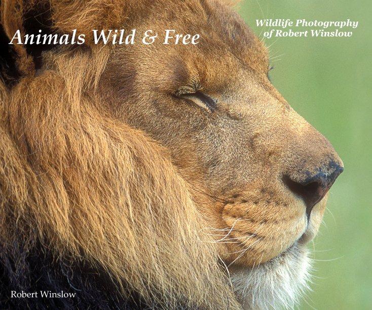 View Animals Wild & Free by Robert Winslow
