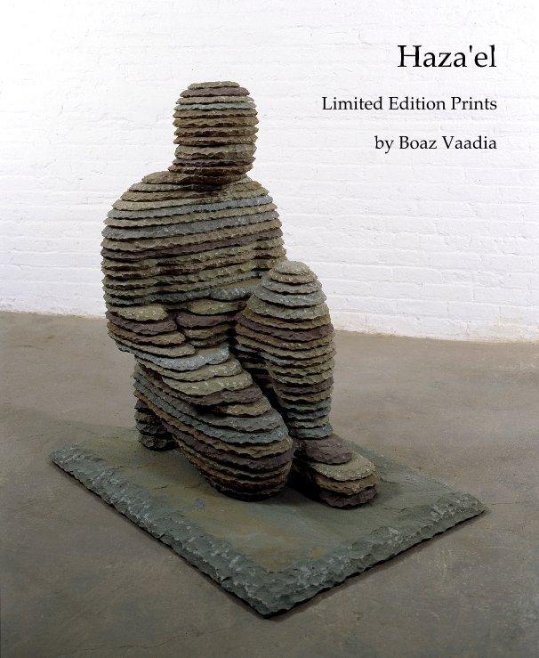 View Haza'el Limited Edition Prints by Boaz Vaadia by Boaz Vaadia