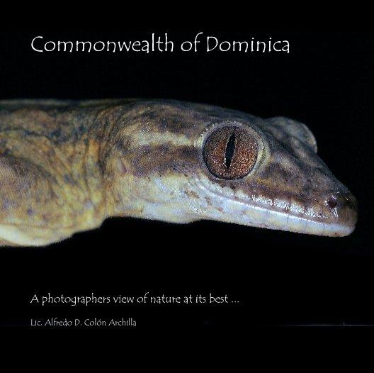 View Commonwealth of Dominica by Lic. Alfredo D. Colón Archilla