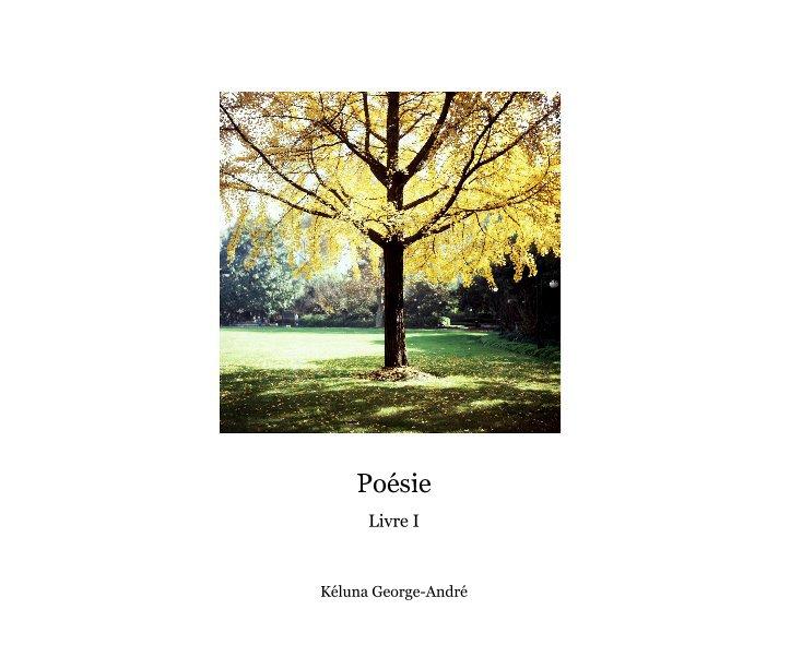 Ver Poésie por Kéluna George-André