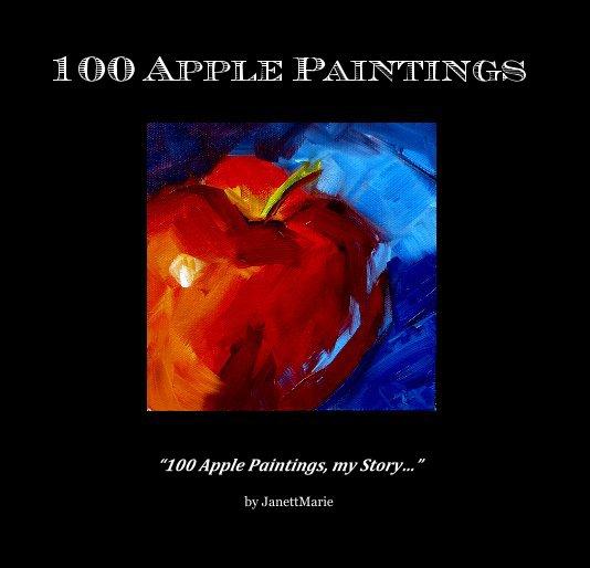 View 100 Apple Paintings by JanettMarie