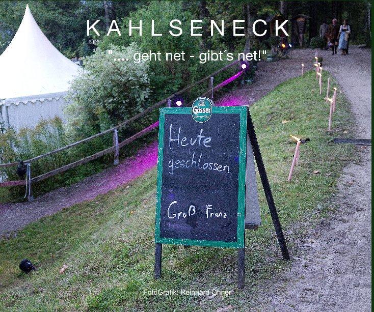 Kahlseneck nach Reinhard Öhner anzeigen
