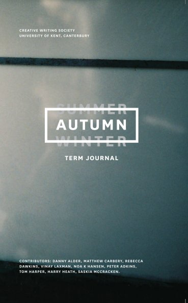 Bekijk UoK CWS Autumn Journal op Sam O'Hana