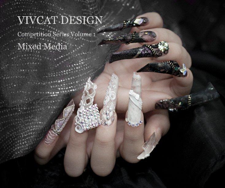 Vivcat Design By Award Winning Nail Artists Viv Simmonds Catherine