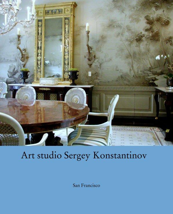Ver Art studio Sergey Konstantinov por San Francisco