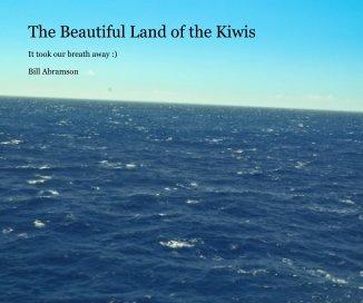 The Beautiful Land of the Kiwis - Fine Art photo book