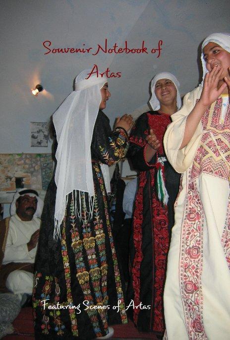View Souvenir Notebook of Artas by Artas Folklore Center