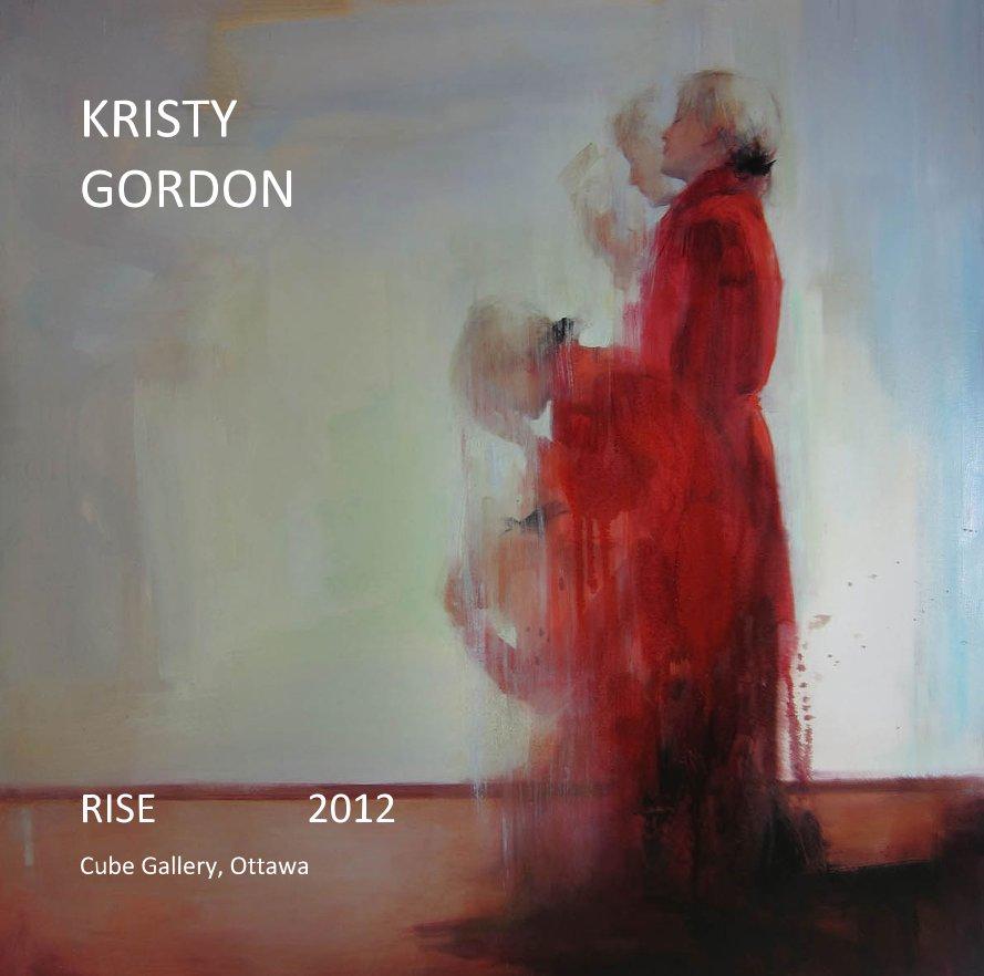View KRISTY GORDON by Cube Gallery, Ottawa