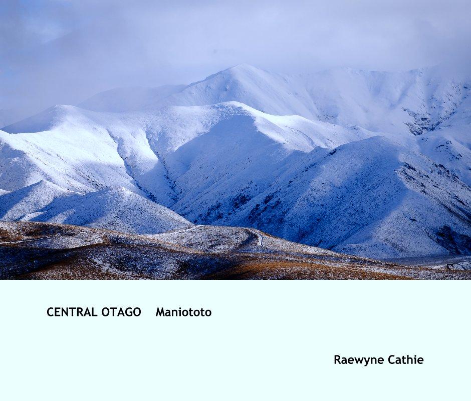 View CENTRAL OTAGO    Maniototo by Raewyne Cathie