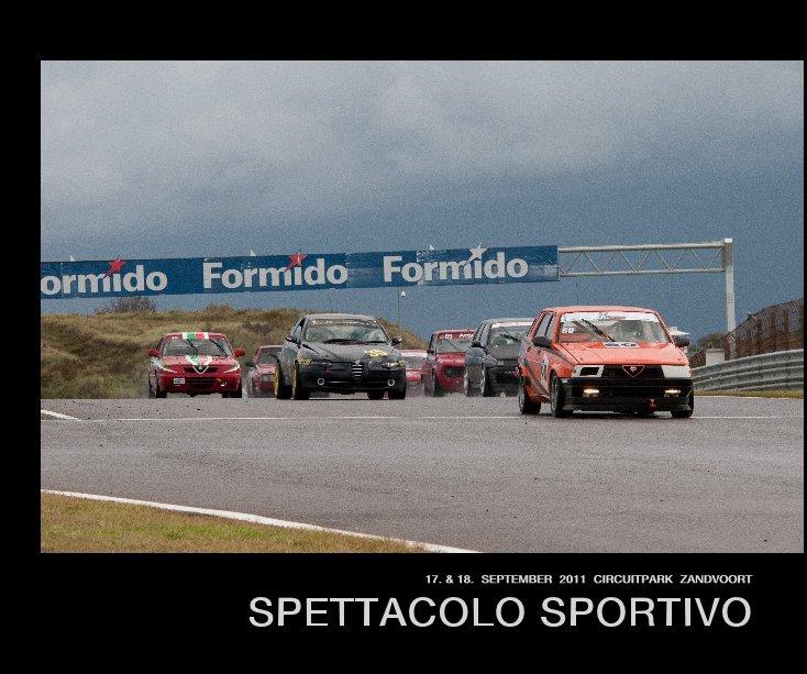 View Alfa Romeo Spettacolo Sportivo 2011 by Carsten Schüler