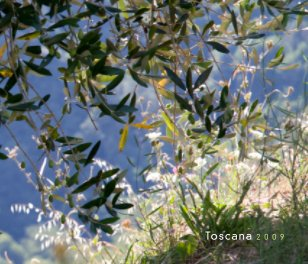Toscana 2009 - Fine Art photo book