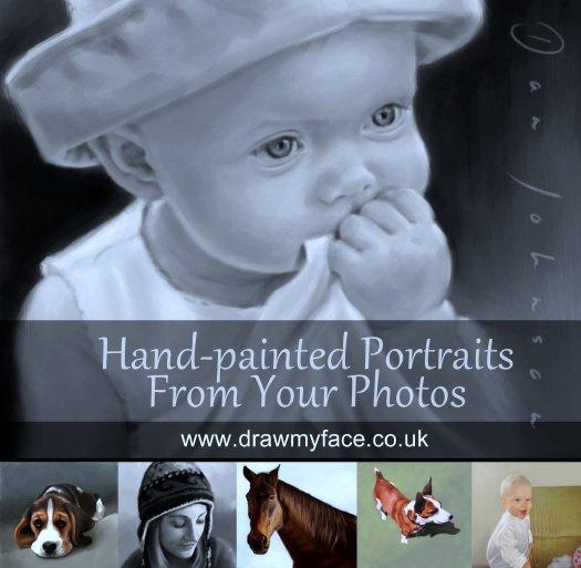 View DrawMyFace Portraits by Dan Johnson