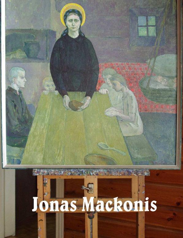 View Jonas Mackonis by Vilius Stakėnas