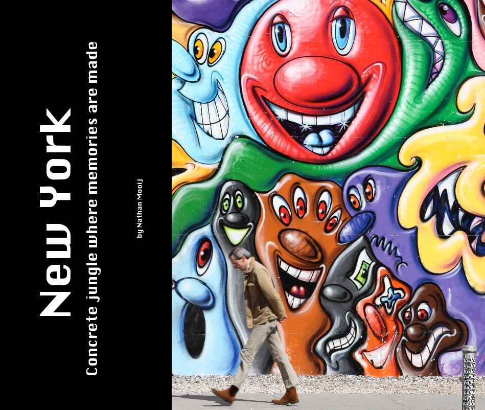 Bekijk New York Concrete jungle where memories are made op Nathan Mooij