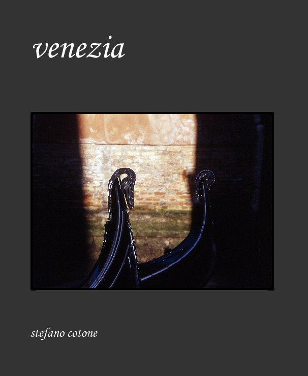 Bekijk venezia op stefano cotone