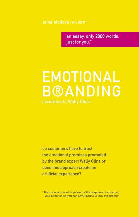 Ver Emotional Branding??? por Anna Stoilova