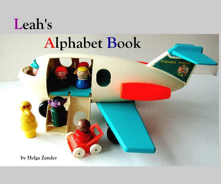 Bekijk Leah's Alphabet Book op Helga Zander