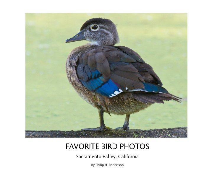 View FAVORITE BIRD PHOTOS by Philip H. Robertson