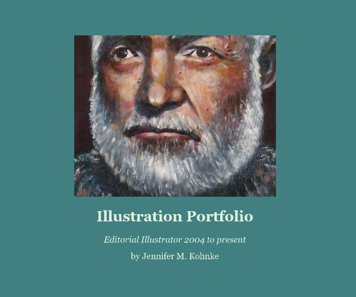 View Illustration Portfolio by Jennifer M. Kohnke