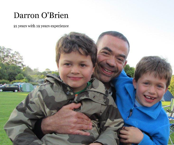 View Darron O'Brien by Emma Bradley