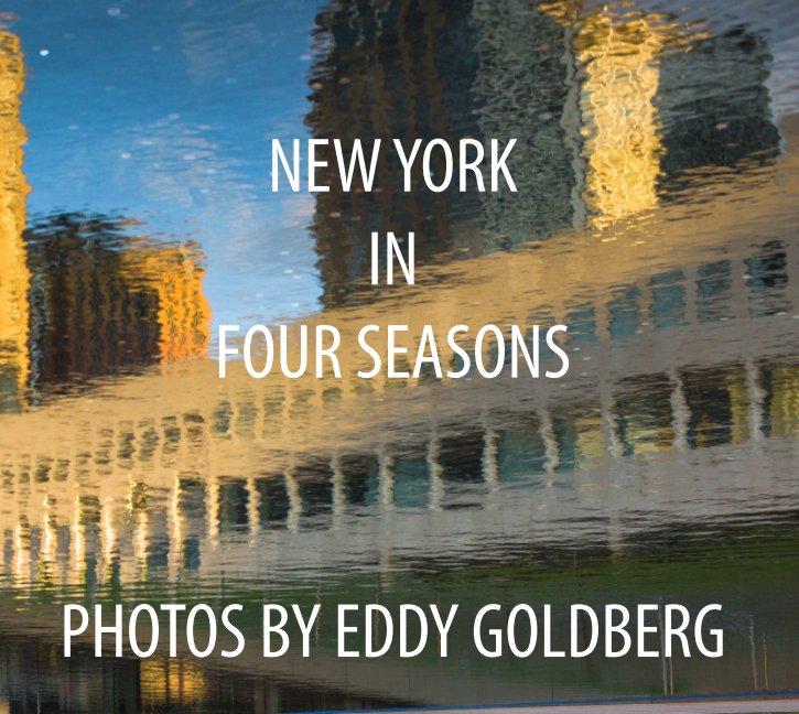 View NEW YORK IN FOUR SEASONS by EDDY GOLDBERG