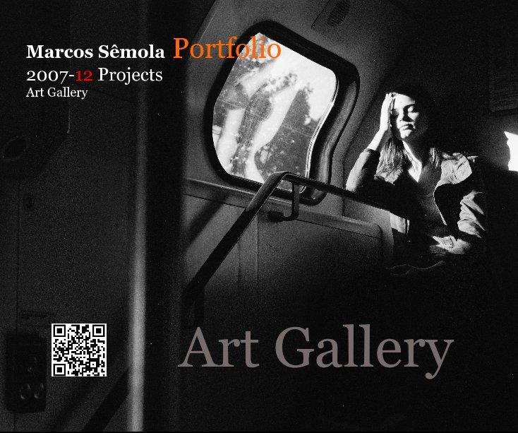 View Marcos Sêmola Portfolio 2007-12 Projects by Marcos Semola