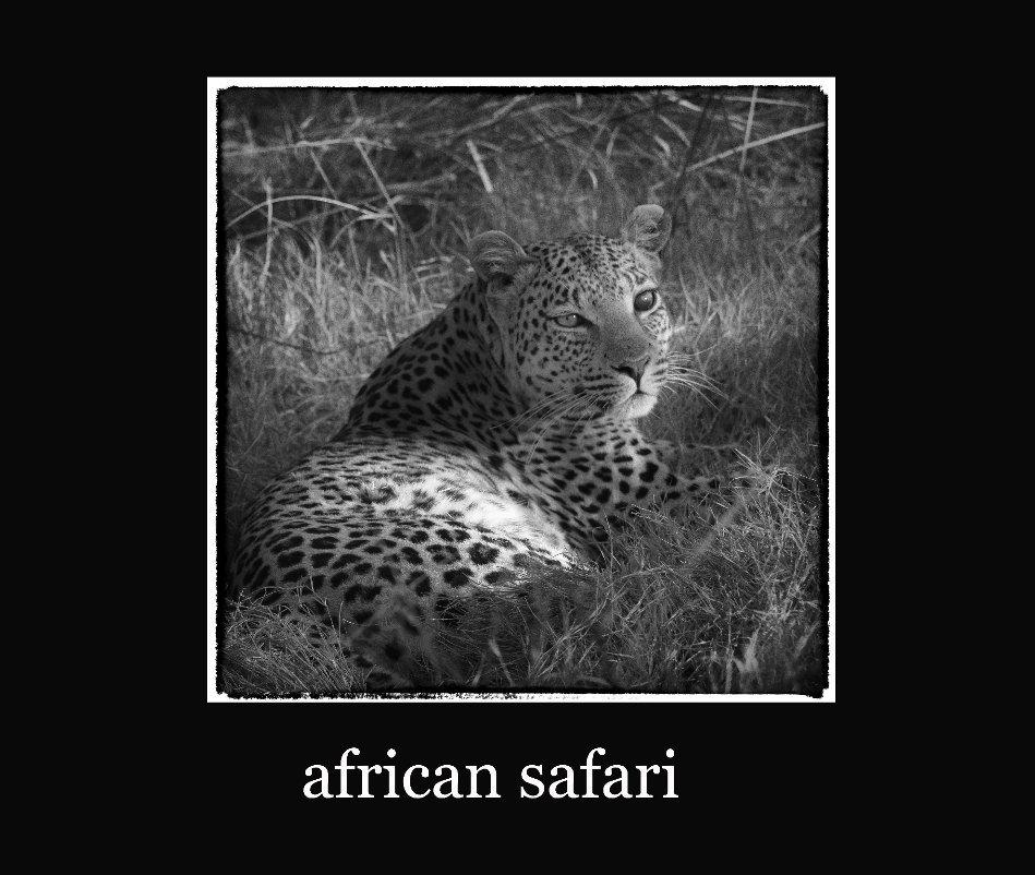 View African Safari by Lynn Clayton