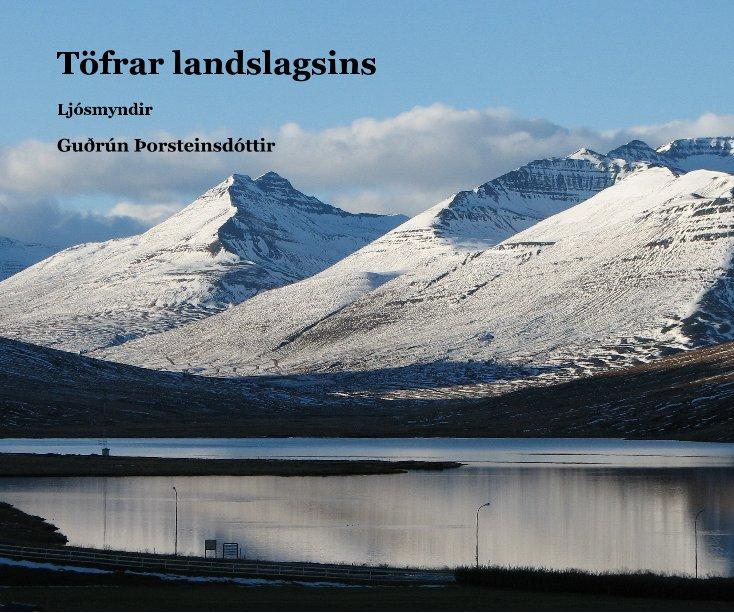 View Töfrar landslagsins by Gudrun Thorsteinsdottir