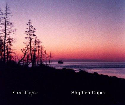 First Light - Travel photo book
