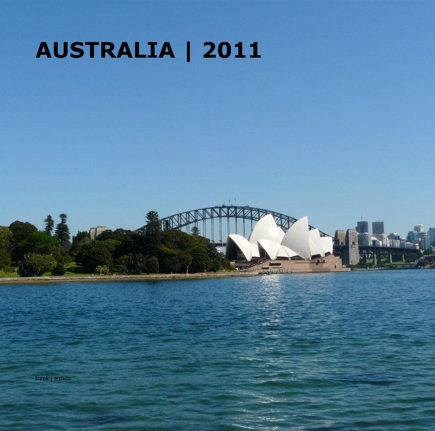 View AUSTRALIA | 2011 by frank | jeroen