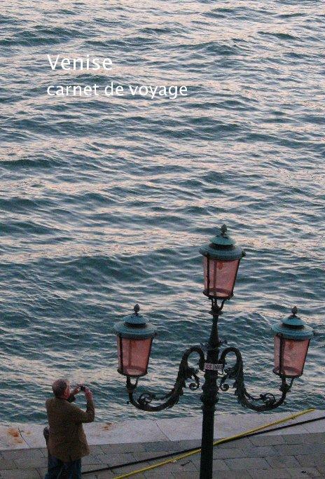 View Venise carnet de voyage by fabienneh