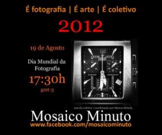 Mosaico Minuto 2012 - Arts & Photography Books photo book