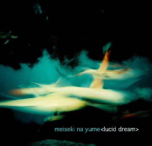 View meiseki na yume<lucid dream> by fotovitamina [rosanna salonia+matthew yates]
