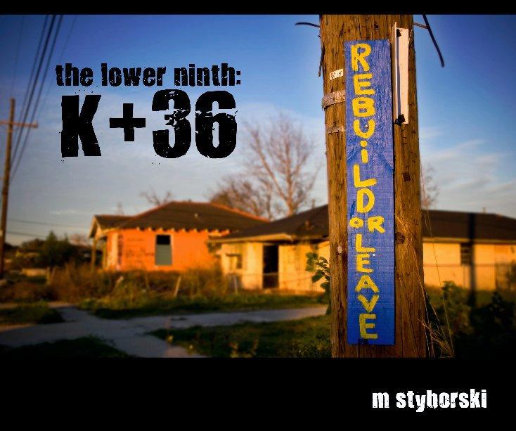 View the lower ninth: K+36 by M Styborski