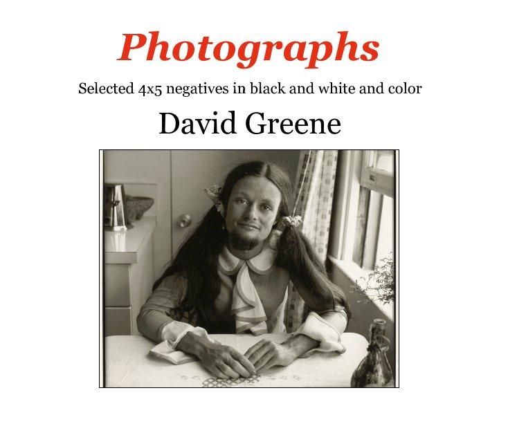 View Photographs by David Greene