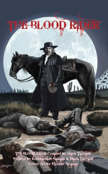 View The Blood Rider by Konstantine Bakalis, Mark Tarrant