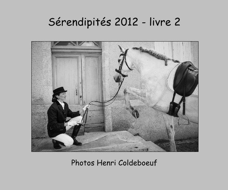 Ver Sérendipités 2012 - livre 2 por Photos Henri Coldeboeuf