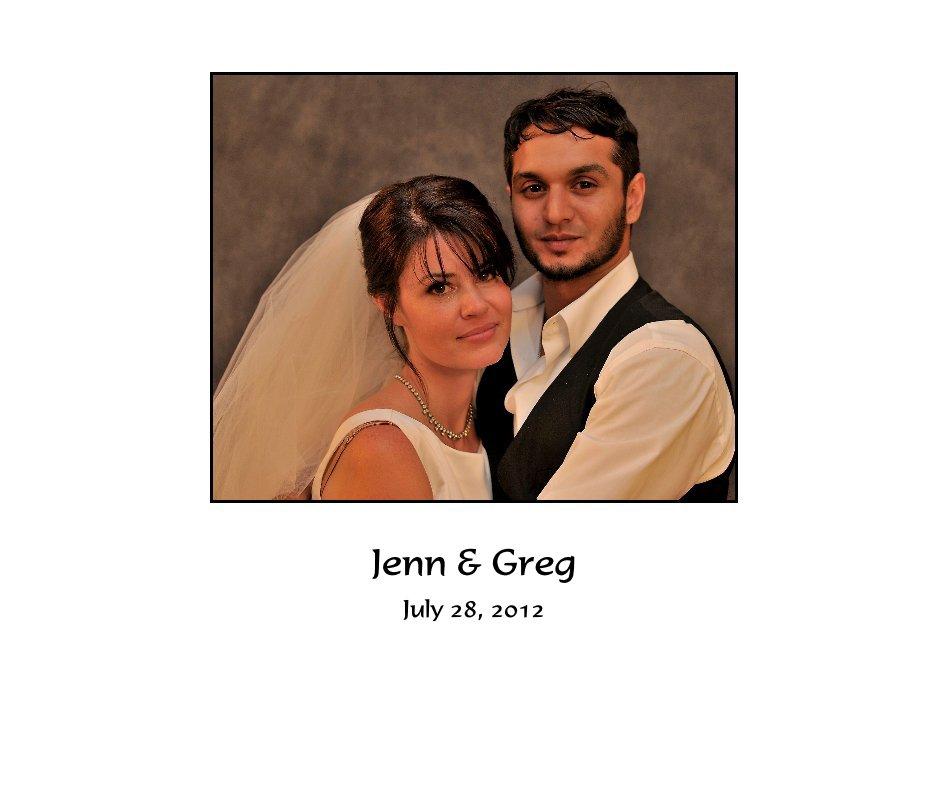 Ver JENN & GREG Wedding Album [13x11] por RSL