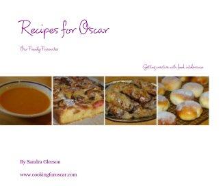 Recipes for Oscar Our Family Favourites (PDF edition) - Cookbooks & Recipe Books photo book