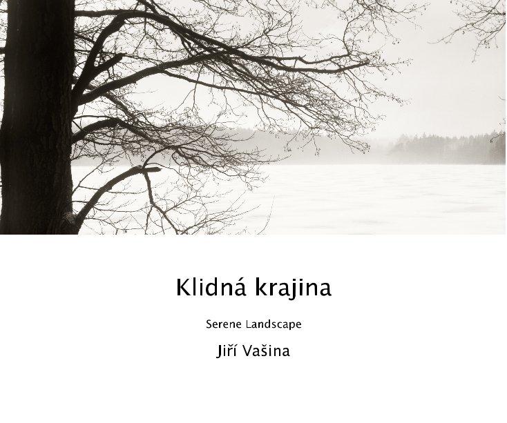 View Serene Landscape by Jiří Vašina