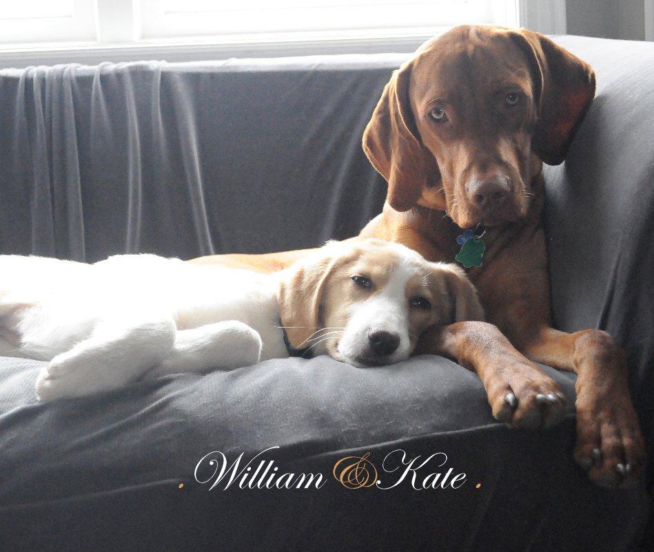 View William&Kate by Karen Johnston