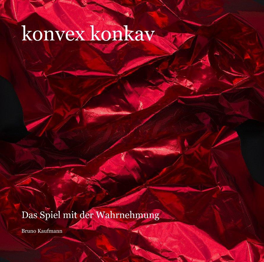 View konvex konkav by Bruno Kaufmann