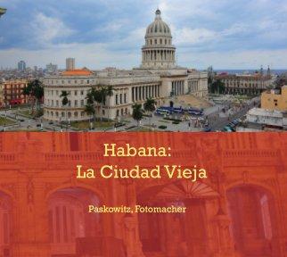 Habana - Travel photo book