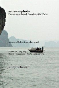 setiawanphoto volume 4 (July - September 2012) - Travel pocket and trade book