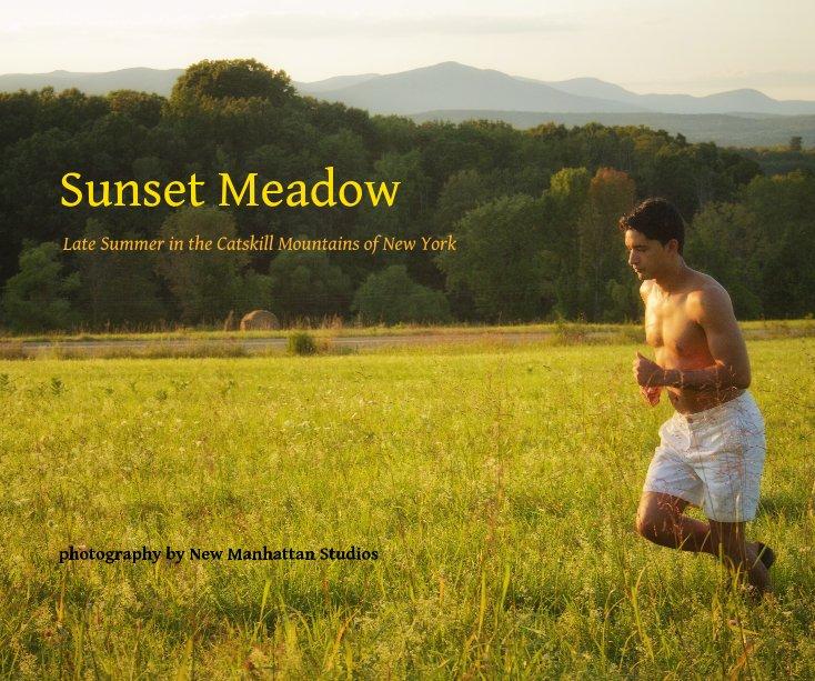 View Sunset Meadow by Wesley Triplett/New Manhattan Studios