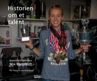 Historien om et talent - photo book