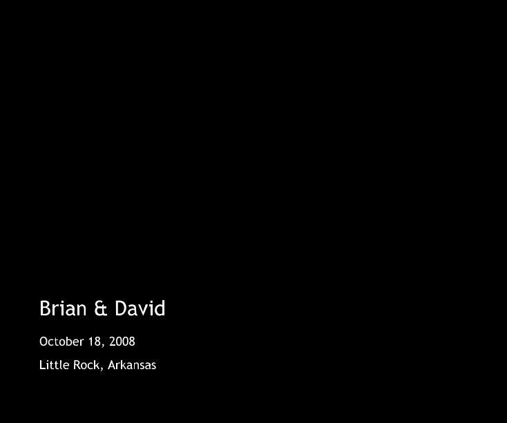 View Brian & David by Brian