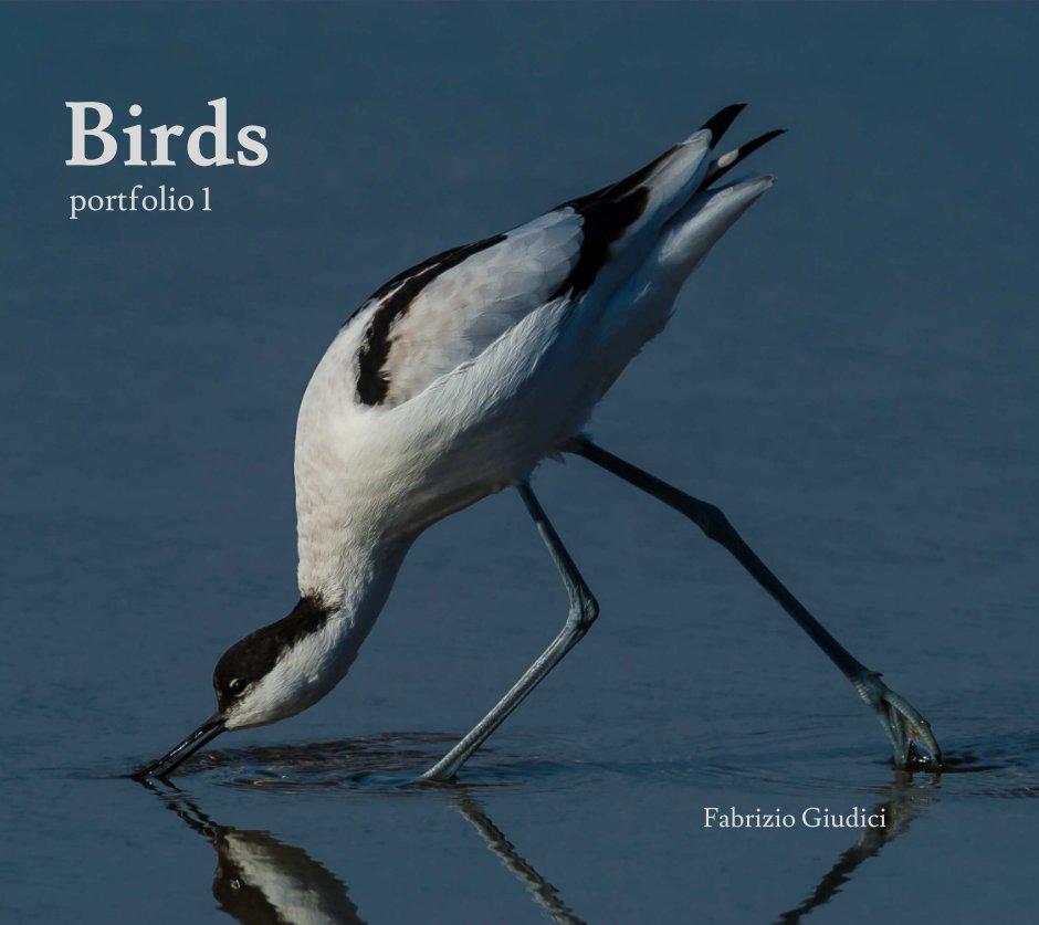 View Birds Portfolio 1 (4th edition) by Fabrizio Giudici