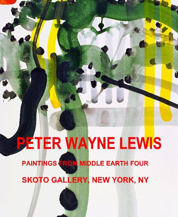 View PETER WAYNE LEWIS by SKOTO GALLERY NEW YORK NY